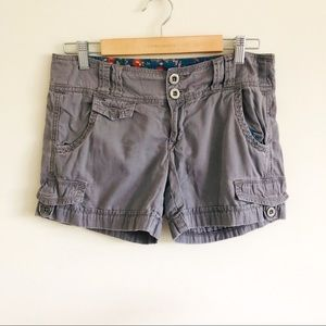 Daughter's Of The Liberation Denim Shorts